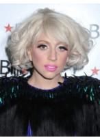 Lady Gaga Wavy Bob Style Wig