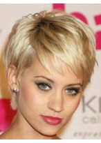 Concave Bob Hairstyle Wig Celebrity Full Lace Wig D4 Wwg173