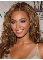 Beyonce Latest Style Long Wavy Wig