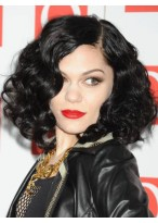 Medium Jessie J Synthetic Wavy Wig