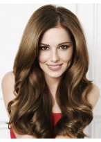 Cheryl Cole Long Wavy Synthetic Wig