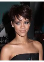 Rihanna Sporty Extra Short Synthetic Wig