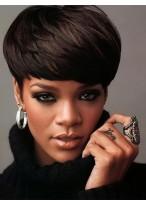 Rihanna Haircut Beautiful Wig
