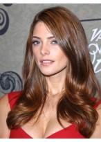 Ashley Greene's Long Romantic Sexy Wavy Wig Style
