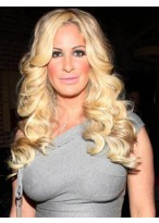 Luxurious Curls Human Hair Lace Front Wig