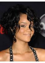 Rihanna's Short Hair Capless Wig