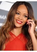 Rihanna's Long Hair Capless Wig