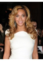 Beyonce Style glamorous feminine wigs