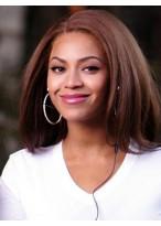 Sliky mid-length Beyonce wig
