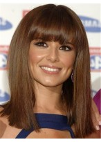 Cheryl Cole Capless Straight Synthetic Wig