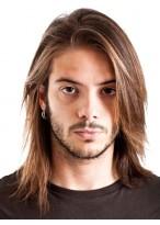 Lace Front Men's Wig