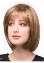 Erika Lace Front Silky Straight Bob Wig