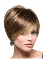 Shasta Highly Fashionable Style Grey Bob Wig