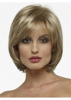 Synthetic Capless Fashion Bob Wig