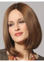 Soft Luscious Human Hair Bob Wig