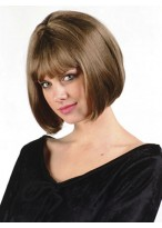 "8"" Classic Synthetic Bob Wig"