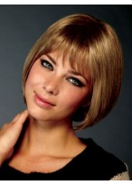 Attractive Full Lace Synthetic Bob Wig