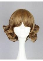 Curly Bob Classic Lolita Wig