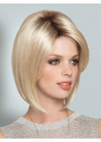Pretty Human Hair Bob Style For Women