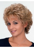 Hope Capless Curly Short Wigs