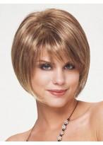 Adrienne Bob Cut Short Wigs