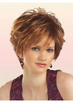 Aubrey Short Straight Synthetic Wig