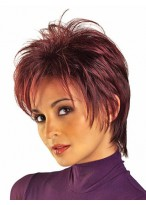 Synthetic Short Pixie Cut Wig