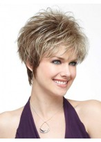 Funky Synthetic Short Wig