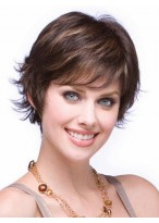 Pixie Capless Synthetic Short Wig