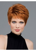 Heat Friendly Synthetic Short Wig