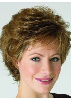 Wavy Lace Front Short Wig