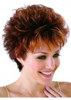 Lace Front Synthetic Short Wig