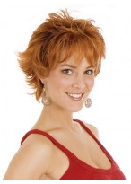 High Fashion Synthetic Short Wig