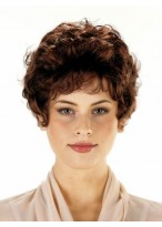 Synthetic Ladies Short Wig