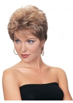 Pixie Look Synthetic Hair Wig