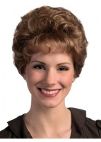 Classic Loose Curls Short Synthetic Wig