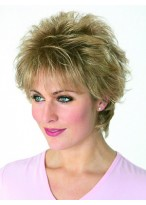 Gorgeous Texture Hairstyles Synthetic Short Wig