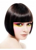 100% Human Hair Straight Wig