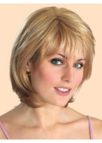 Lace Front Classic Layered Medium Wig