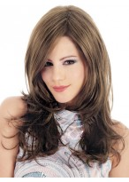 Orchid Lace Front Body Wave Long Wigs