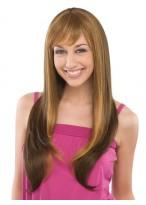 Rmy Human Hair Long Wig