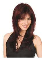 Graceful Long Synthetic Capless Wig