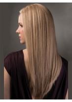 Natural Long Straight Remy Human Hair Wig