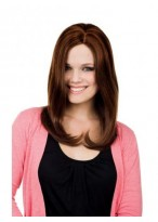 Long Straight Natural Synthetic Wig