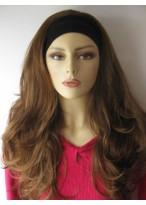 Long Layered Body Wave 3/4 Wigs