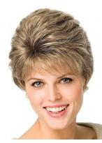 Luxury Wavy Synthetic Capless Wig