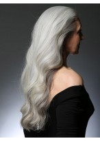 Long Hand Made Full Cap Wavy Synthetice Wigs