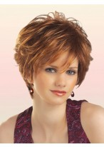 Aubrey Long Straight Synthetic Wig